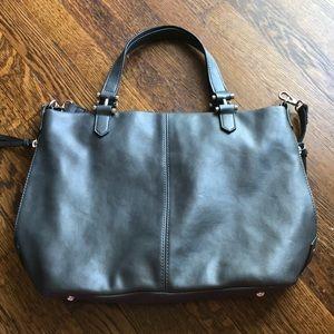 NWOT. INC gray bag.